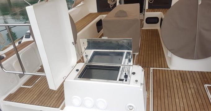 Segelboot mit oder ohne Skipper Dufour mieten in Furnari