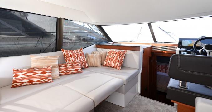 Bootsverleih Palma de Mallorca günstig Prestige 420 New