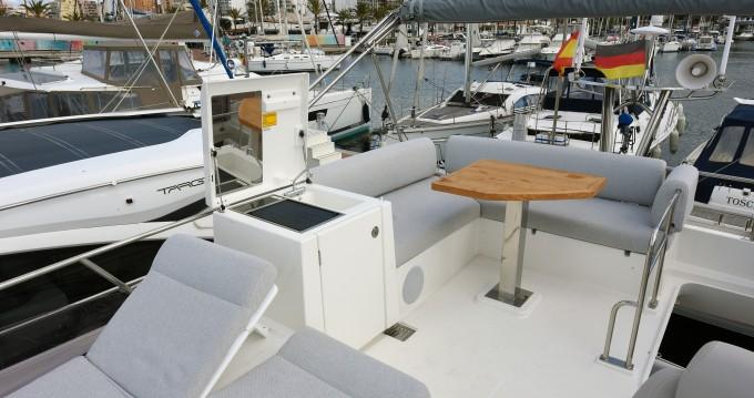 Motorboot mieten in Palma de Mallorca - Jeanneau Prestige 420 New