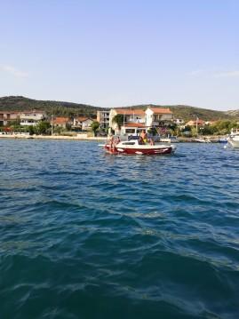 Vermietung Motorboot Ven mit Führerschein