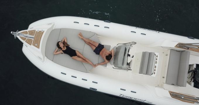 Bootsverleih Capelli Tempest 700 luxe  Algajola Samboat
