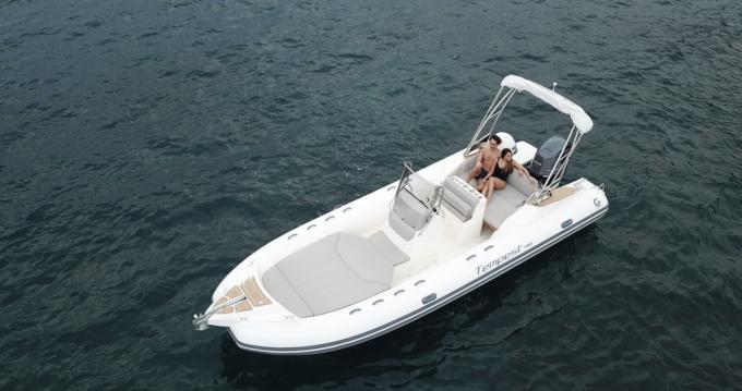 Yacht-Charter in Algajola - Capelli Tempest 700 luxe  auf SamBoat