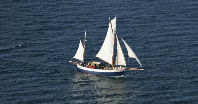Segelboot mieten in Granville - Iroko-Et-Chene Dundee