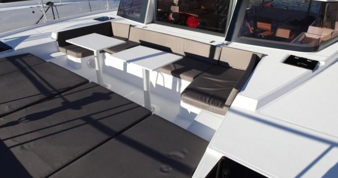Katamaran mit oder ohne Skipper Bali Catamarans mieten in Ibiza Town