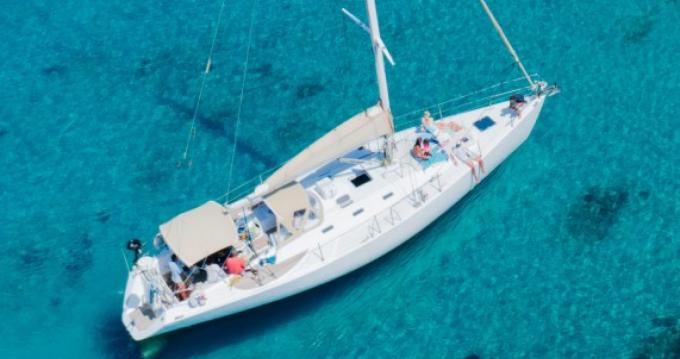 Segelboot mieten in Ornós zum besten Preis