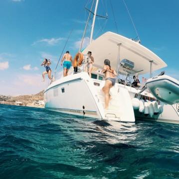 Yacht-Charter in Ornós - Lagoon Lagoon 420 auf SamBoat