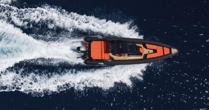 Schlauchboot mieten in Ornós - SEA FIGHTER Ultimeight 30ft