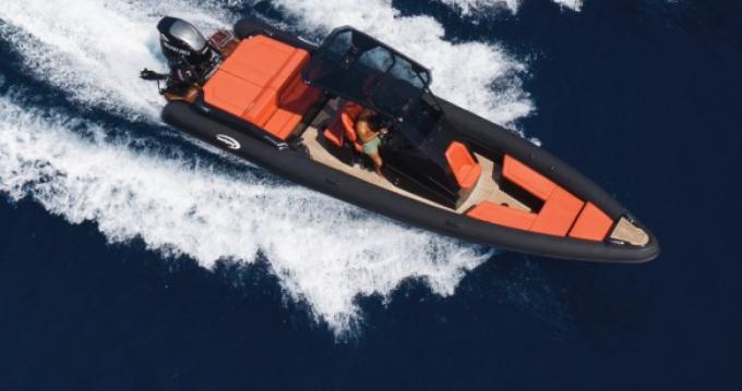 Vermietung Schlauchboot SEA FIGHTER mit Führerschein