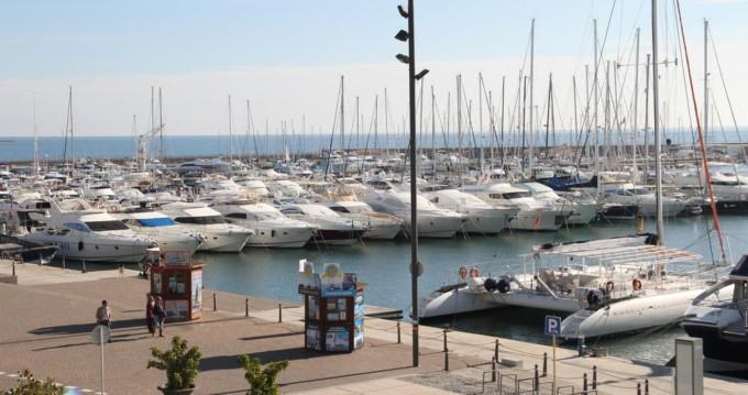 Vermietung Motorboot Tiara mit Führerschein