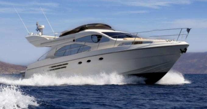 Azimut Azimut 46 Fly zwischen Privatpersonen und professionellem Anbieter Palma de Mallorca
