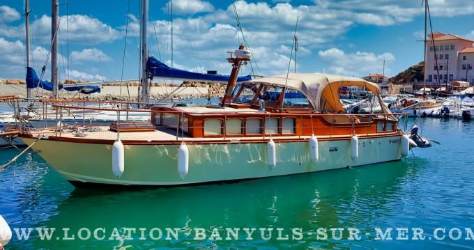 Motorboot mit oder ohne Skipper Arcoa mieten in Banyuls-sur-Mer