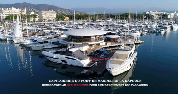 Yacht-Charter in Mandelieu-la-Napoule - Jeanneau Leader 8 auf SamBoat