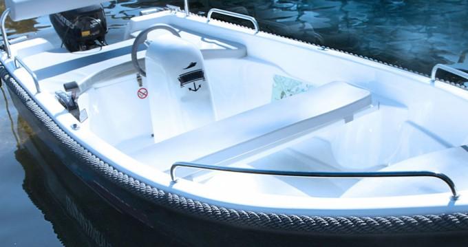 Motorboot mieten in Schwielowsee - Alfa 395