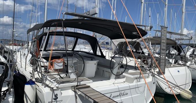Bootsverleih Bénéteau Oceanis 46.1 Lávrio Samboat