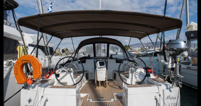 Segelboot mieten in Álimos - Jeanneau SUN ODYSEEY 449