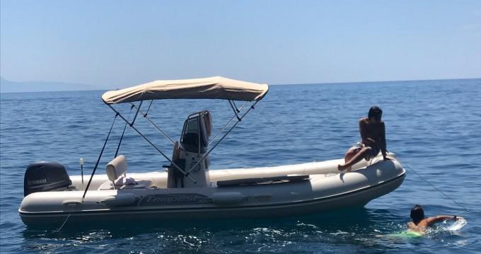 Bootsverleih Capelli Tempest 530 Open Porto Pozzo Samboat