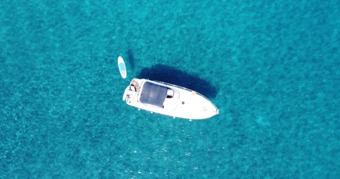Motorboot mieten in Lipari - Innovazione e Progetti Mira 37
