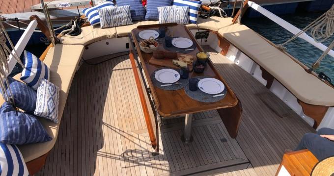 Segelboot mit oder ohne Skipper Poseidon mieten in Palma de Mallorca