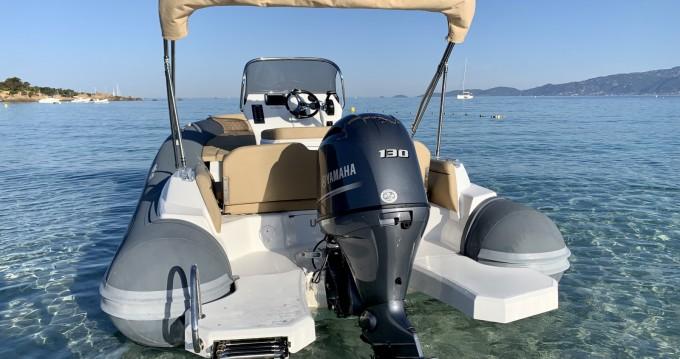 Bootsverleih Salpa soleil 20 Pietrosella Samboat