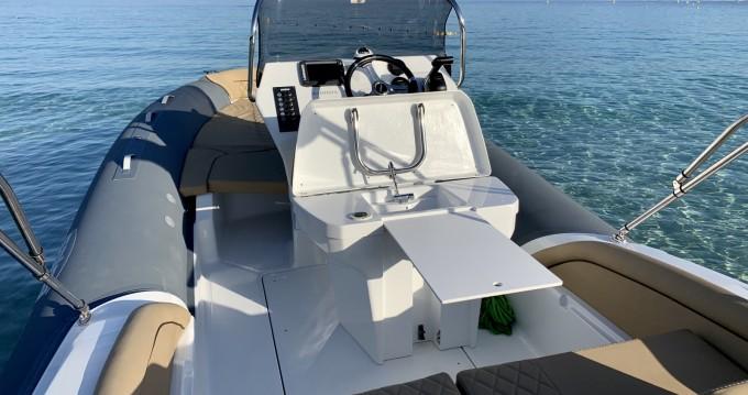 Schlauchboot mieten in Pietrosella - Salpa soleil 20