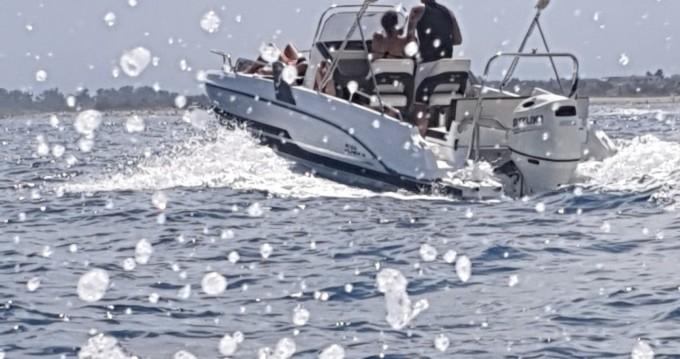 Motorboot mieten in Saint-Cyprien - Bénéteau Flyer 6.6 SUNdeck
