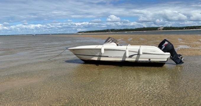 Motorboot mieten in Pyla sur Mer - Jeanneau Cap Camarat 7.15