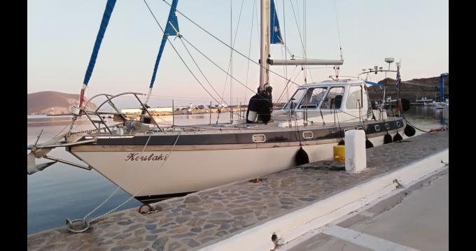 Vermietung Segelboot Colvic mit Führerschein