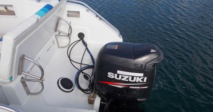 Motorboot mieten in La Turballe - Jeanneau Leader 6.50 Performance