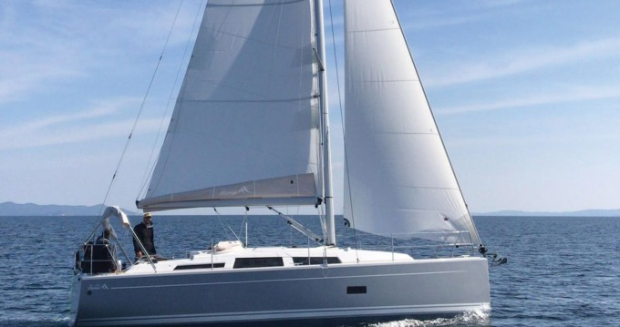 Yacht-Charter in Hyères - Hanse Hanse 348 auf SamBoat