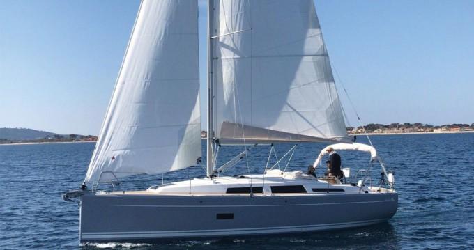Segelboot mit oder ohne Skipper Hanse mieten in Hyères