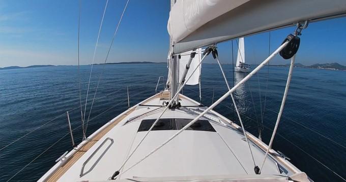 Bootsverleih Hanse Hanse 348 Hyères Samboat