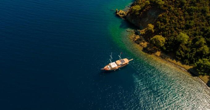Yacht-Charter in Fethiye - Gulet Gulet - Luxe auf SamBoat