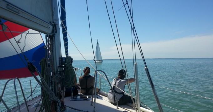 Yacht-Charter in Les Minimes - Jeanneau Sun Kiss auf SamBoat