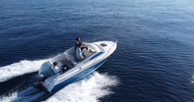 Motorboot mieten in Six-Fours-les-Plages - Bénéteau Flyer Serie 5