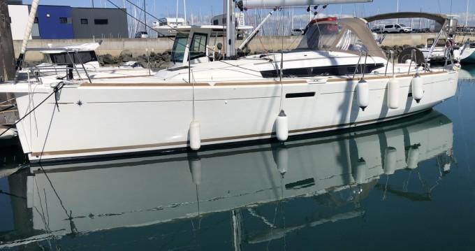 Bootsverleih La Rochelle günstig Sun Odyssey 389