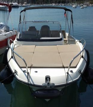 Yacht-Charter in Pula - Quicksilver Activ 675 Sundeck auf SamBoat