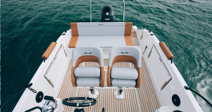 Bootsverleih Bénéteau Flyer 7 SUNdeck Propriano Samboat