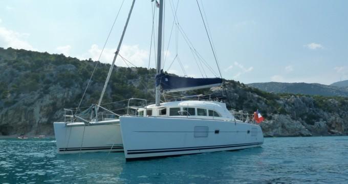 Katamaran mit oder ohne Skipper Lagoon mieten in Arbatax