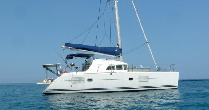 Yacht-Charter in Arbatax - Lagoon Lagoon 380 auf SamBoat