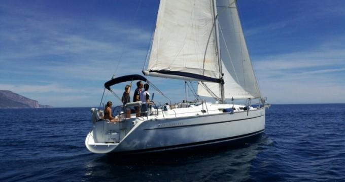 Bootsverleih Arbatax günstig Cyclades 39.3