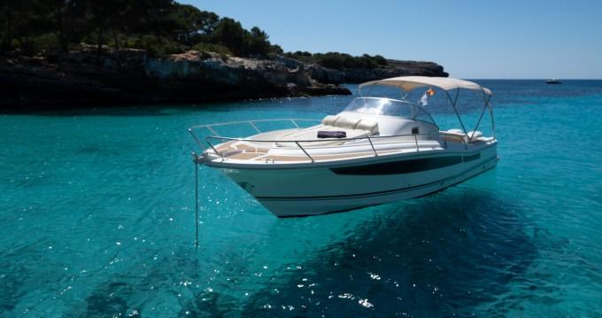 Motorboot mieten in Cala'n Bosch - Jeanneau Cap Camarat 925 WA