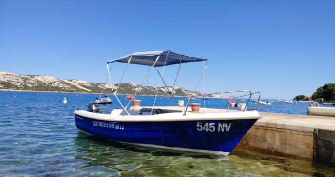Bootsverleih Adria 501 Stara Novalja Samboat