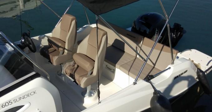 Yacht-Charter in Pula - Quicksilver Activ 605 Sundeck Pack Sport auf SamBoat
