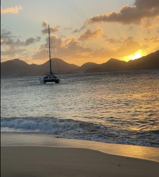 Bootsverleih Marigot günstig catamaran