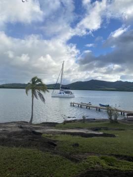 Katamaran mit oder ohne Skipper 8 pers mieten in Marigot