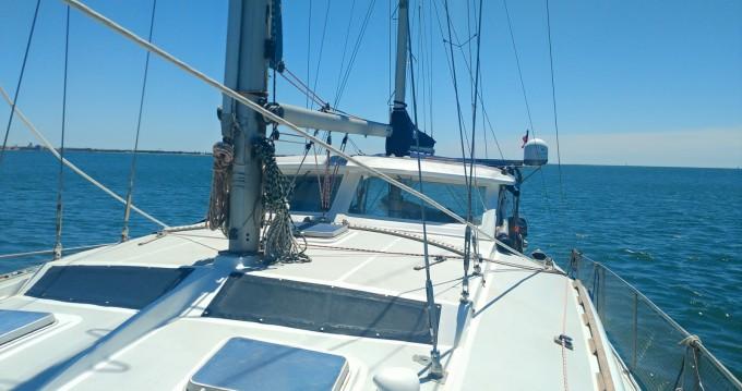 Bootsverleih Port-Camargue günstig Solaris 42