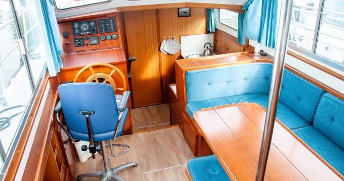 Vermietung Hausboot Proficiat mit Führerschein