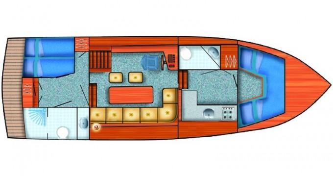 Hausboot mit oder ohne Skipper Proficiat mieten in Groß Kreutz