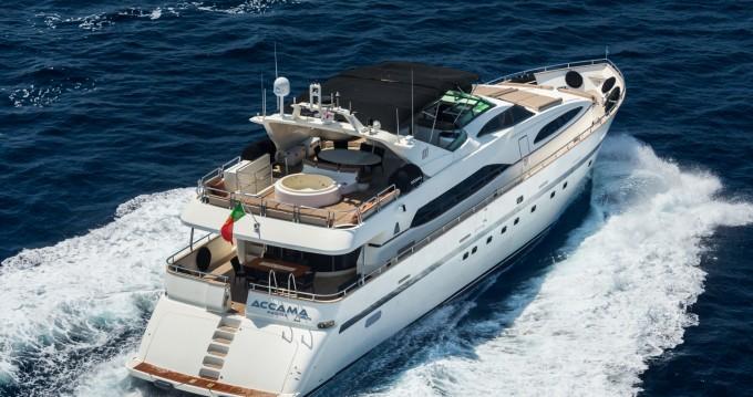 Yachten mieten in Cannes - Azimut Azimut 100