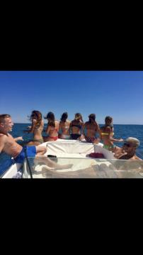 Sessa Marine Key Largo 23 zwischen Privatpersonen und professionellem Anbieter Carnon-Plage
